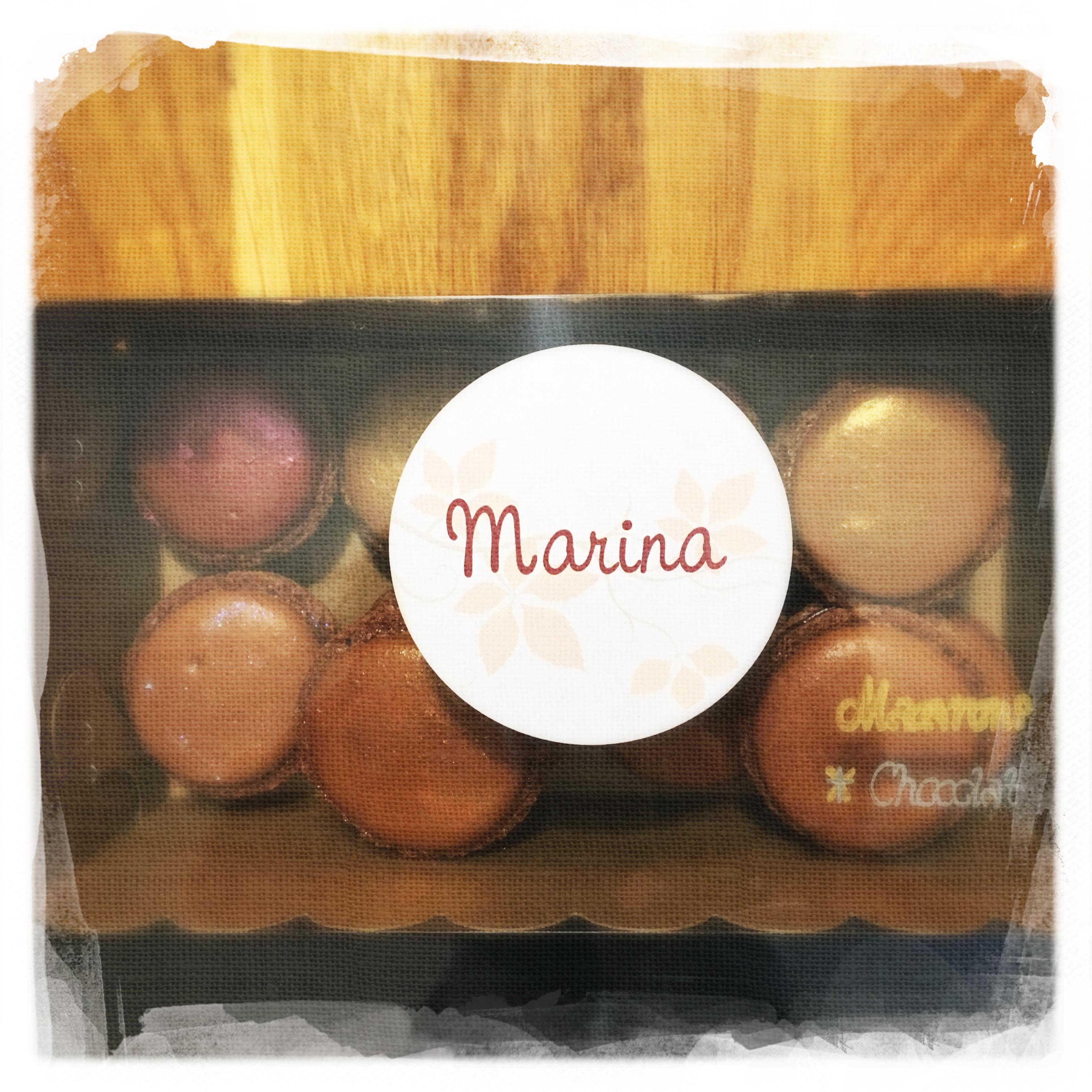 Cours Macarons Chocolat 2 XXI