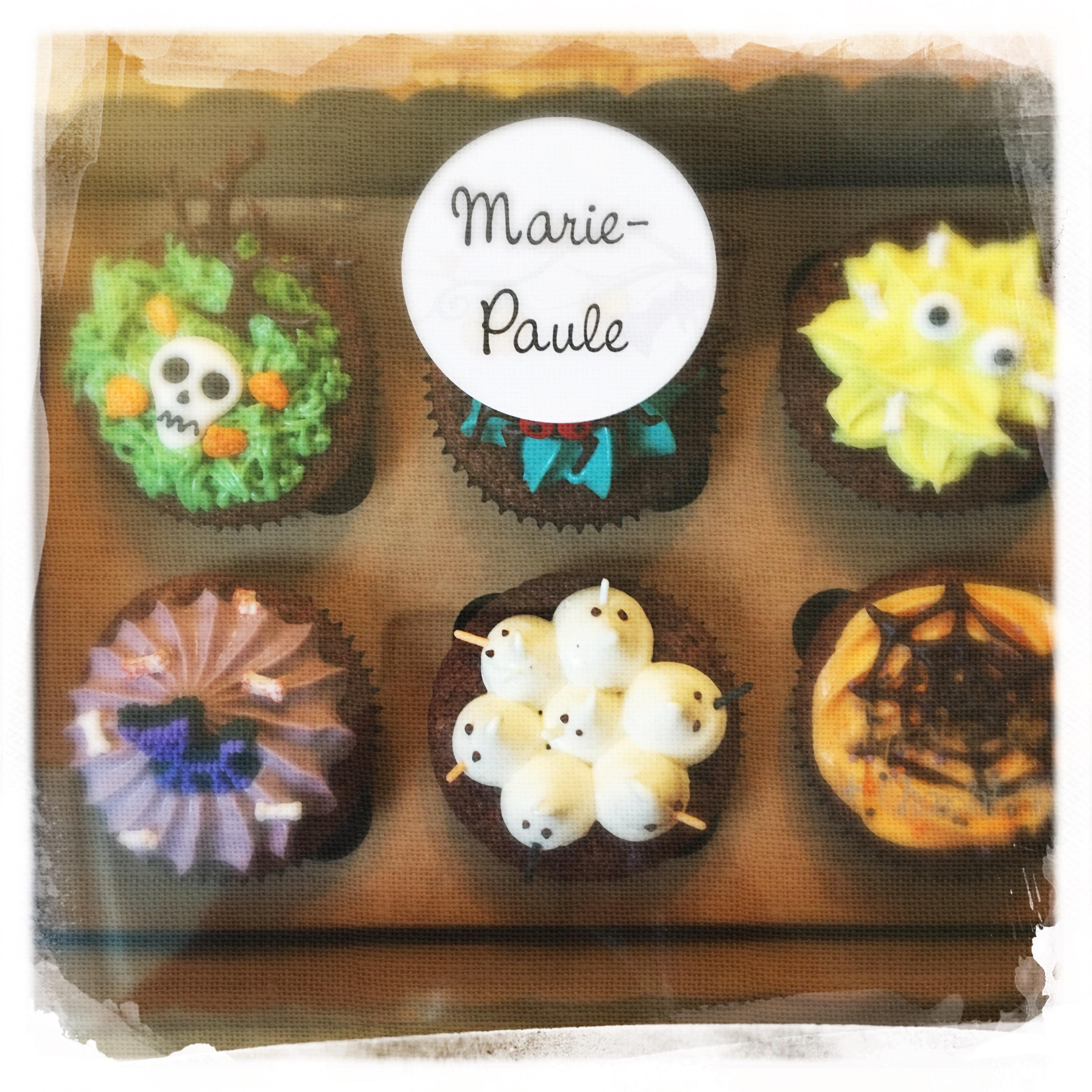 Cupcakes de la Mort XXXI