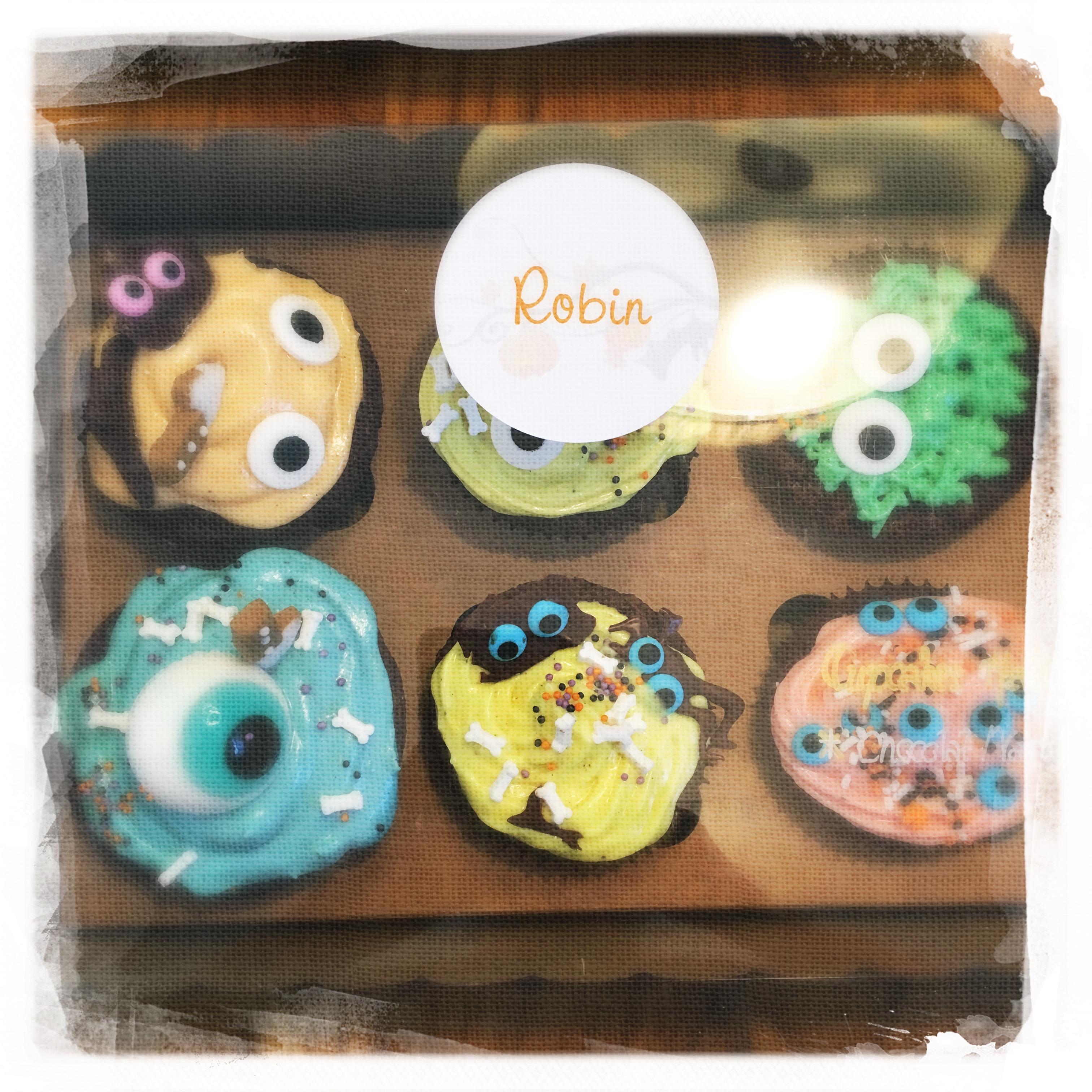 Cours Cupcakes de la Mort XV