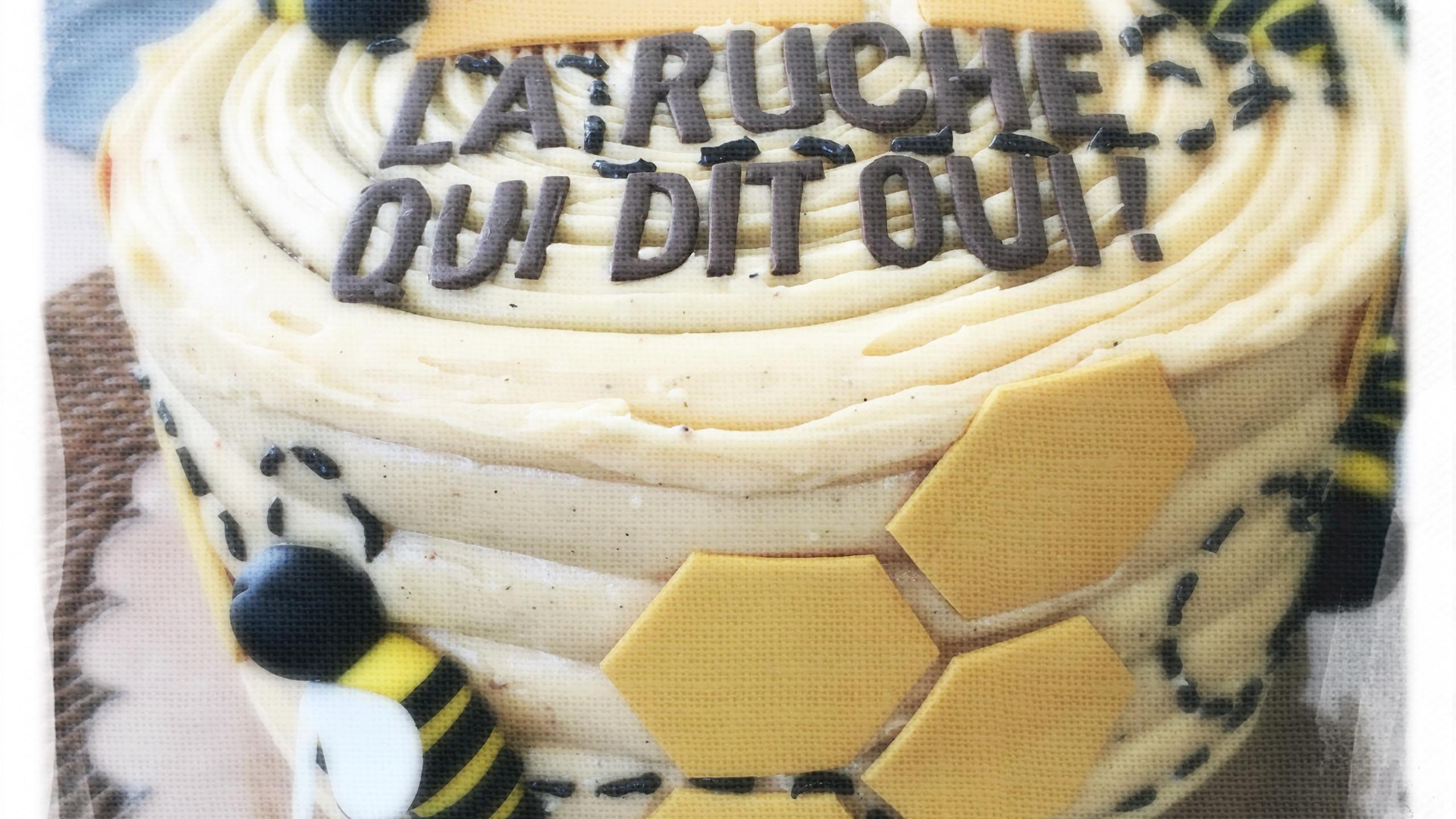 Gâteau La Ruche II