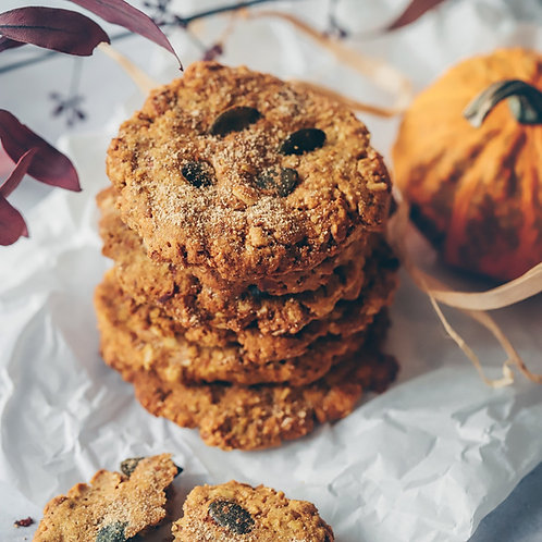 Healthy Cookies Potiron