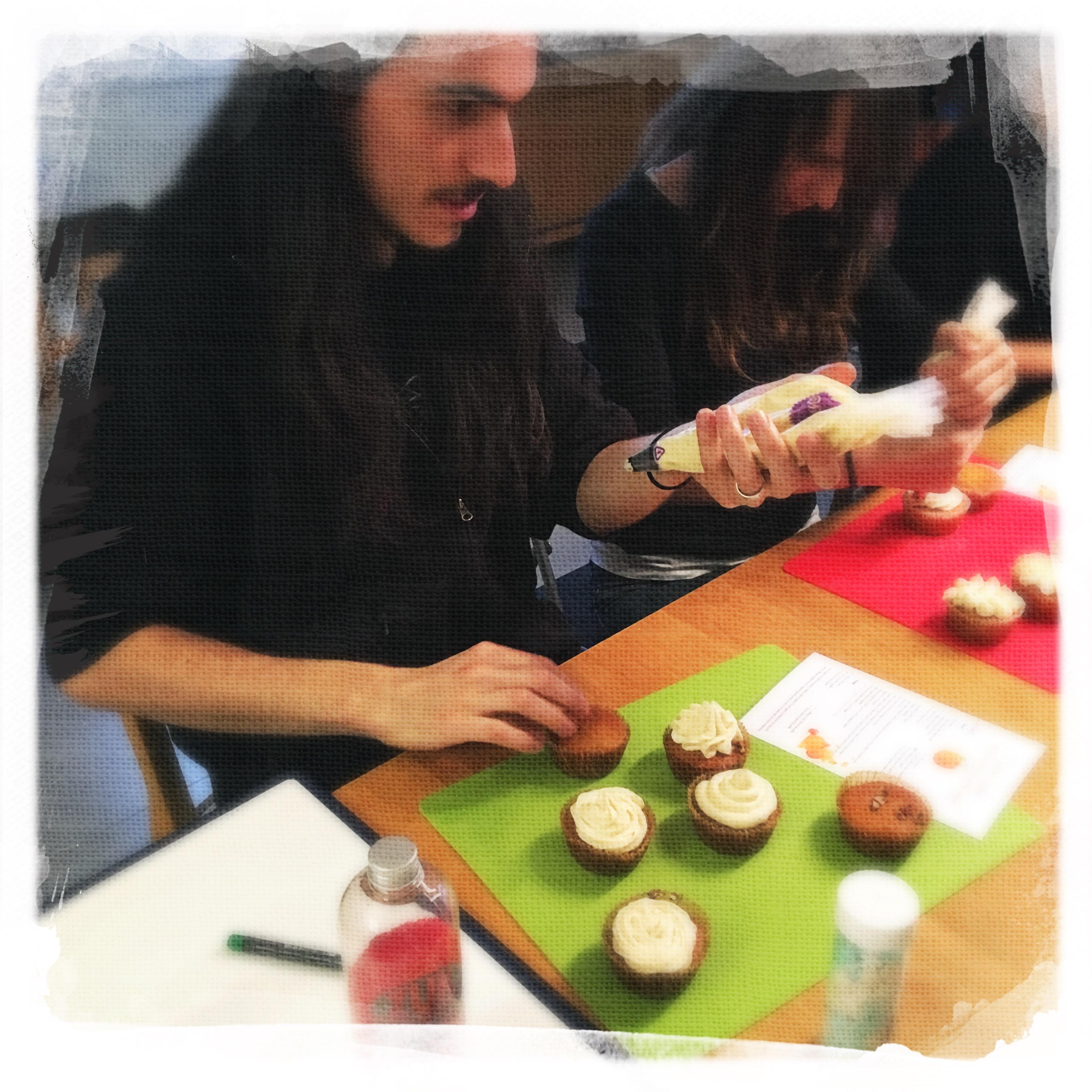 Cours Privé Cupcakes vegan 20