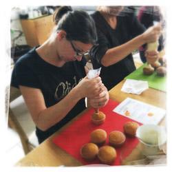Cupcakes Potiron/Sirop... 2 XVI