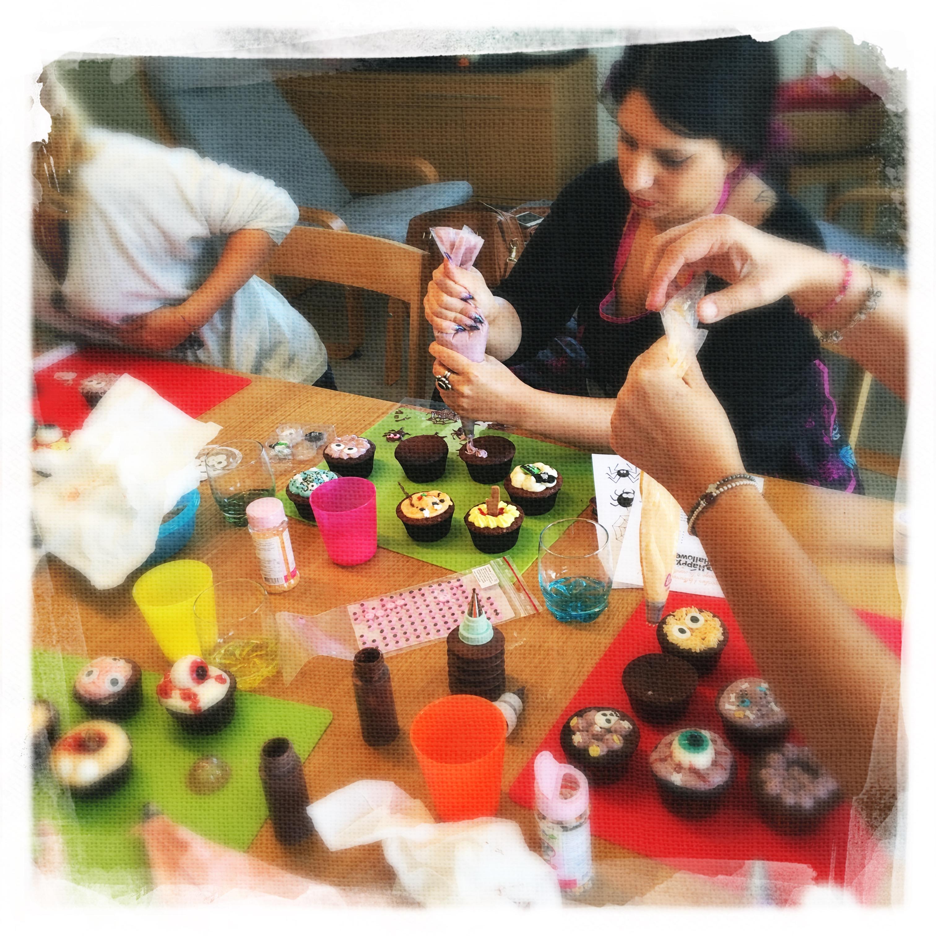 Cours Cupcakes de la Mort VII