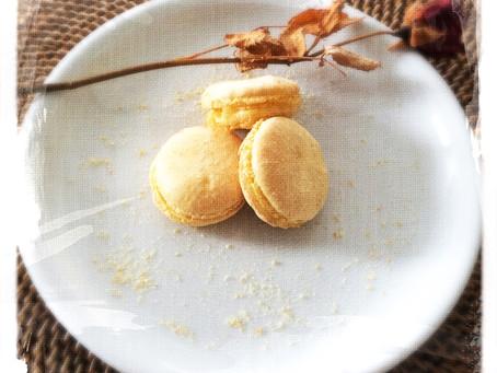 Nouveau: Les macarons!!!