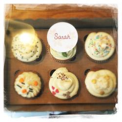 Cupcakes Potiron/Sirop... 2 XXXII