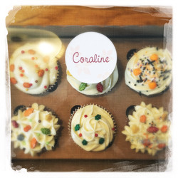 Cupcakes Potiron/Sirop... 2 XXIV