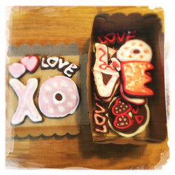 Cours Biscuits d'amour XXXI