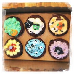 Cours Cupcakes de la Mort XII