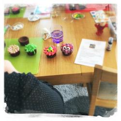 Cours privé Cupcakes Monstres VI