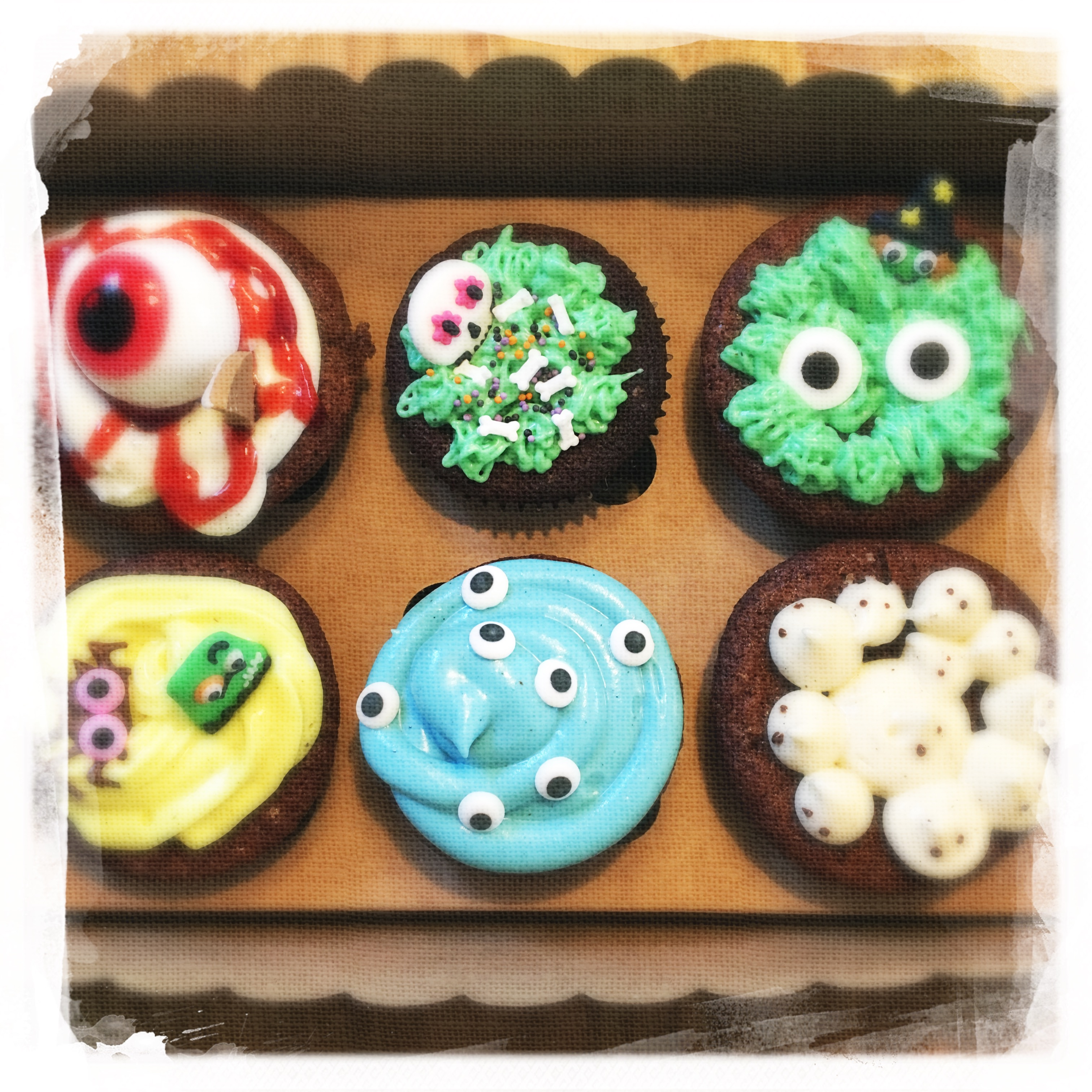 Cours Cupcakes de la Mort XX