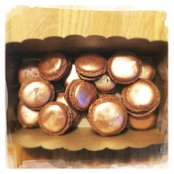 Cours Macarons Chocolat IX