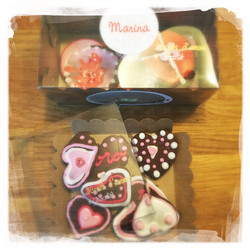 Cours Biscuits d'amour XXVIII