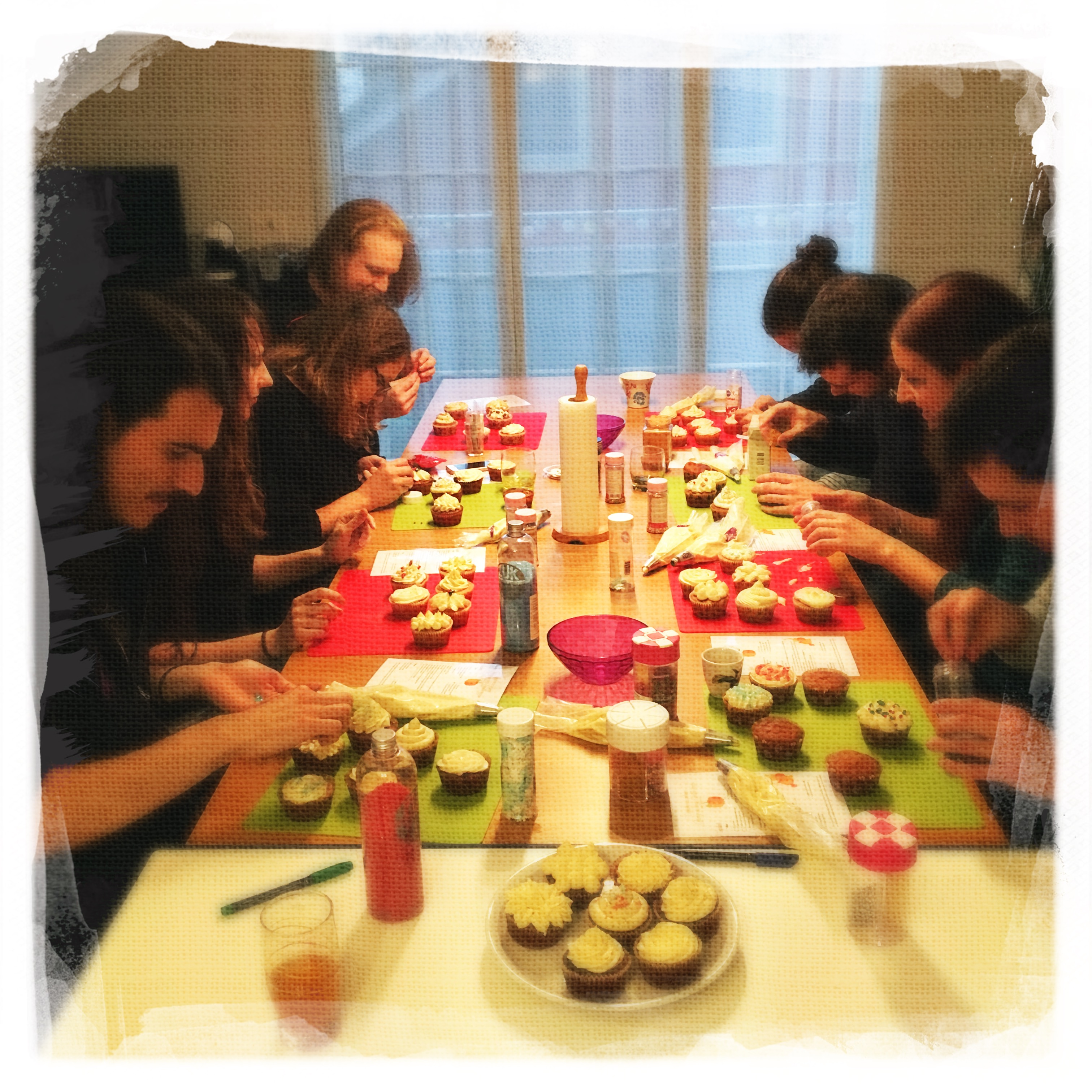 Cours Privé Cupcakes vegan 12