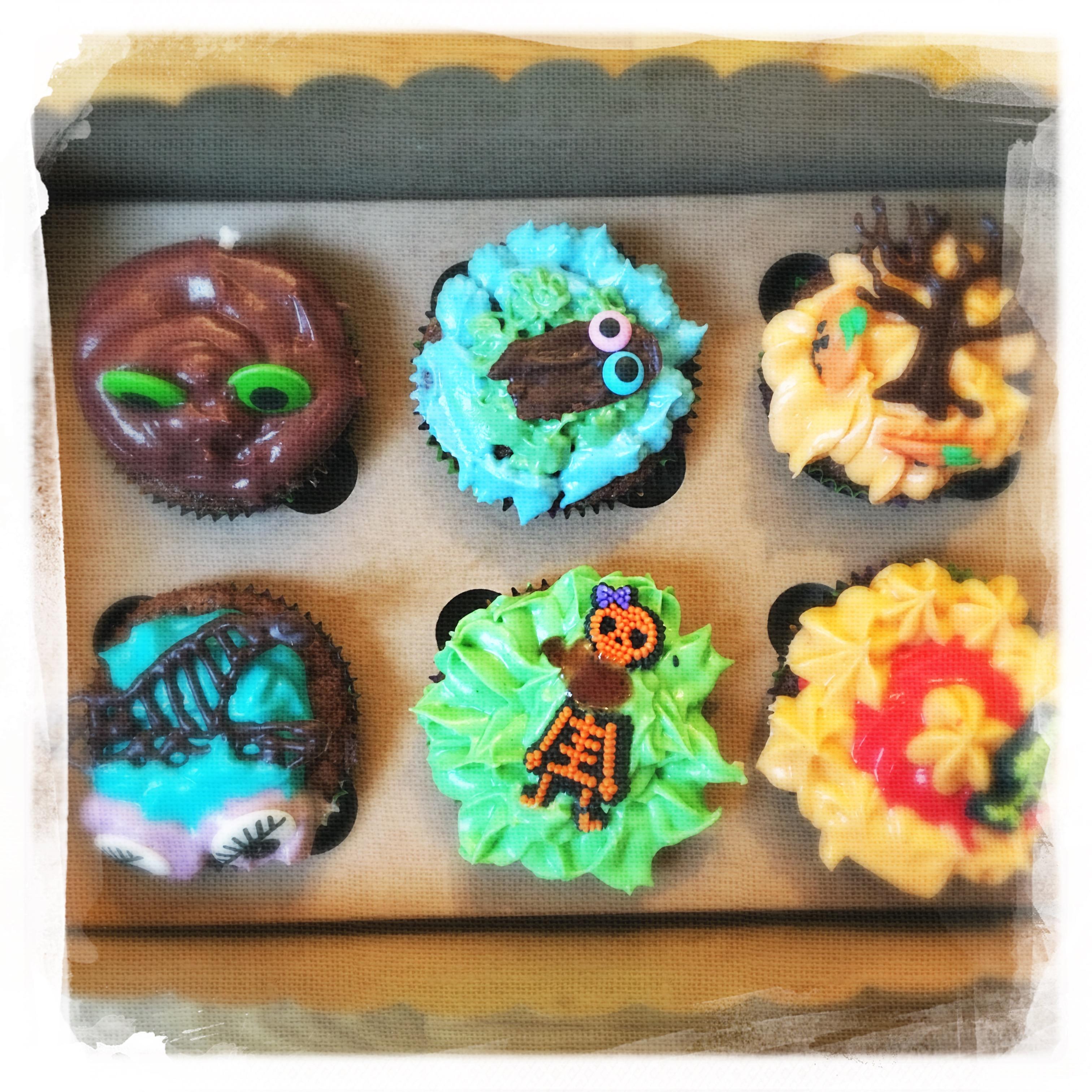 Cupcakes de la Mort XXIV