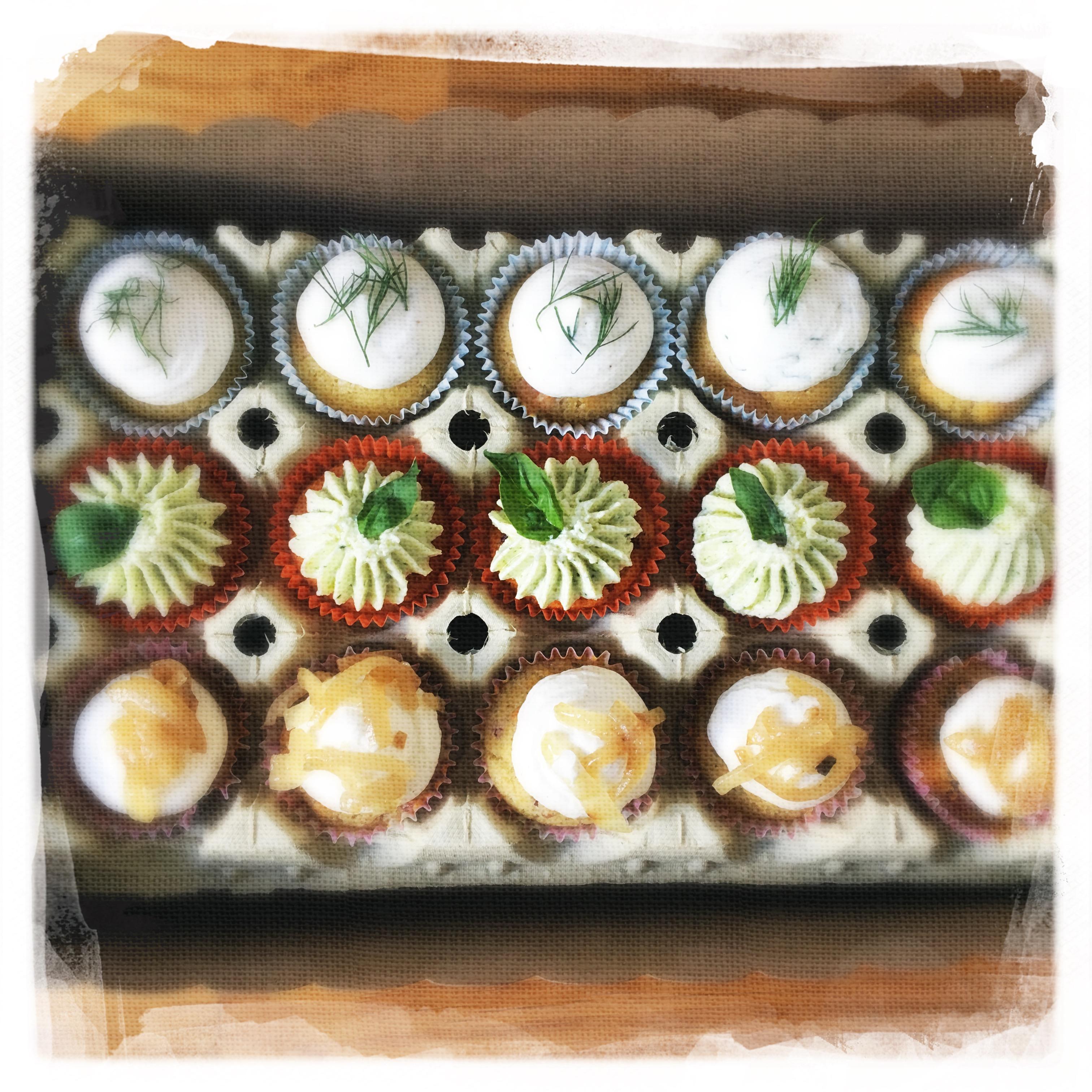 Cours Cupcakes salés 2 XXII