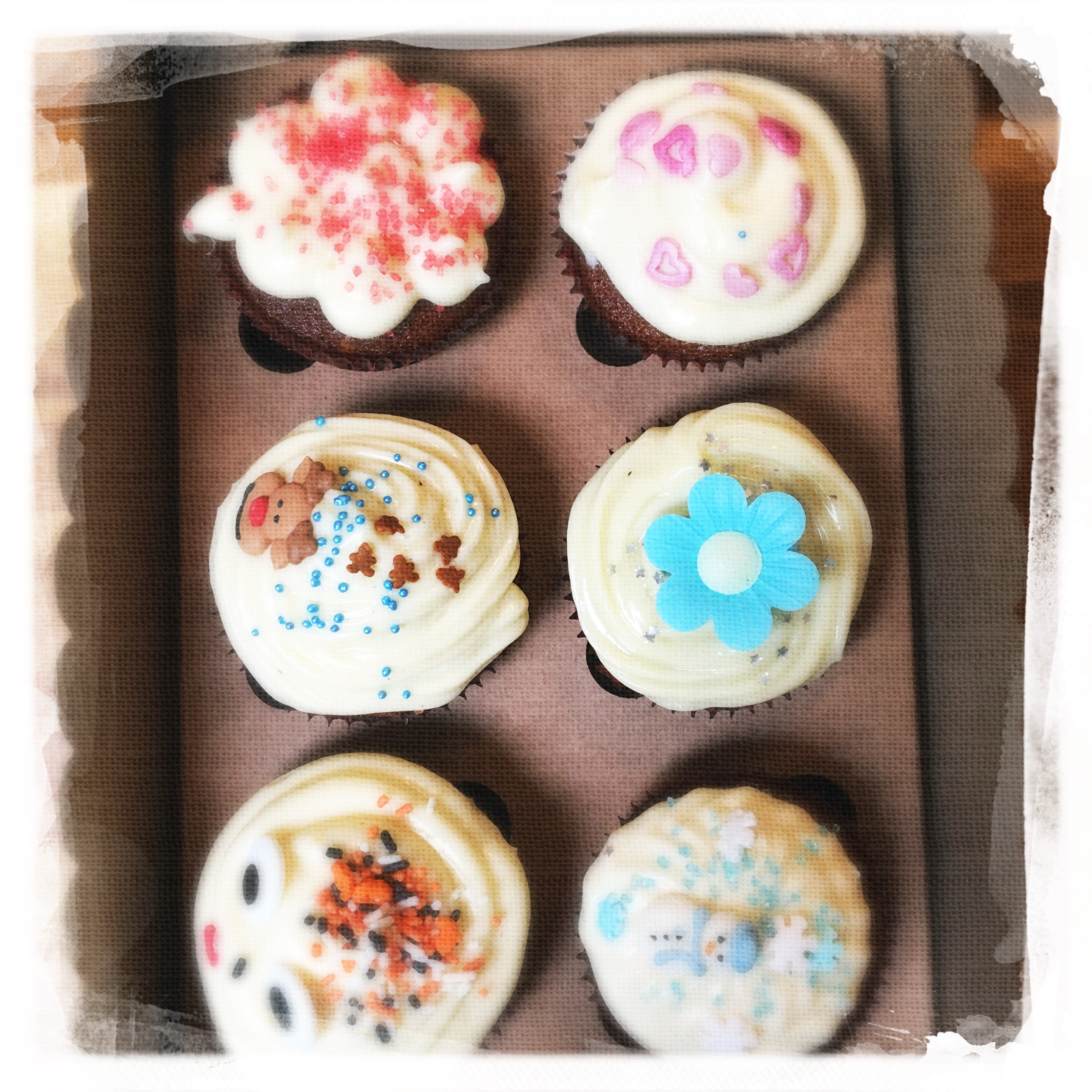 Cours Cupcakes Potiron/... XXV