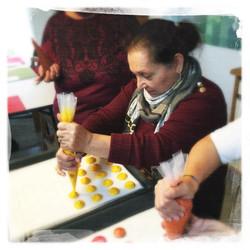 Cours Macarons salés 15