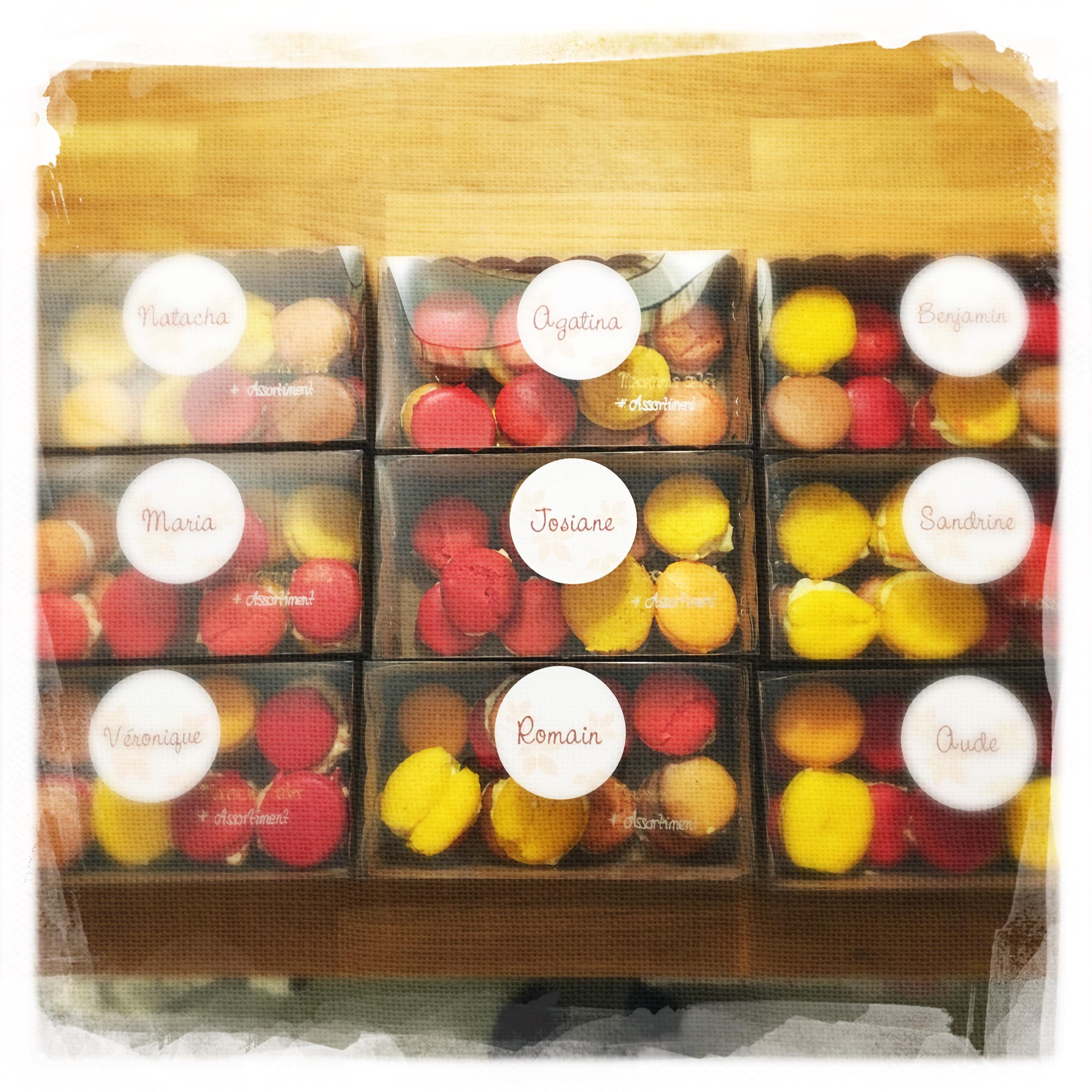 Cours Macarons salés 49
