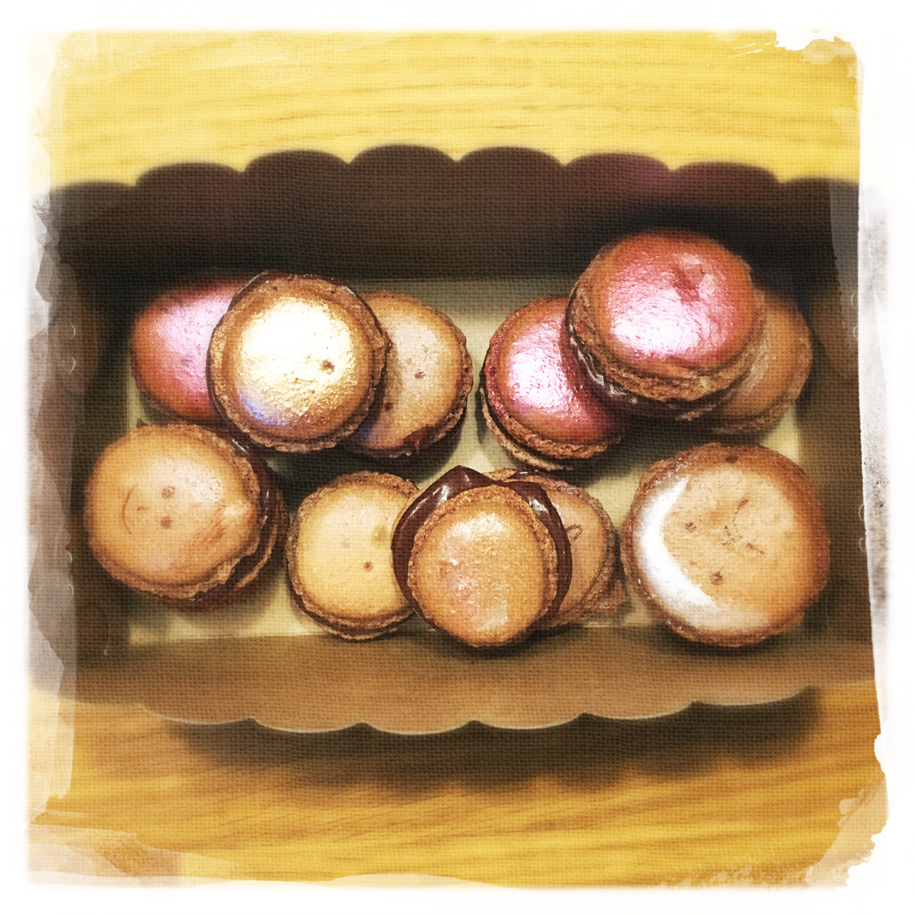 Cours privé Macarons XX