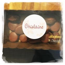 Cours Macarons Chocolat 2 XIX