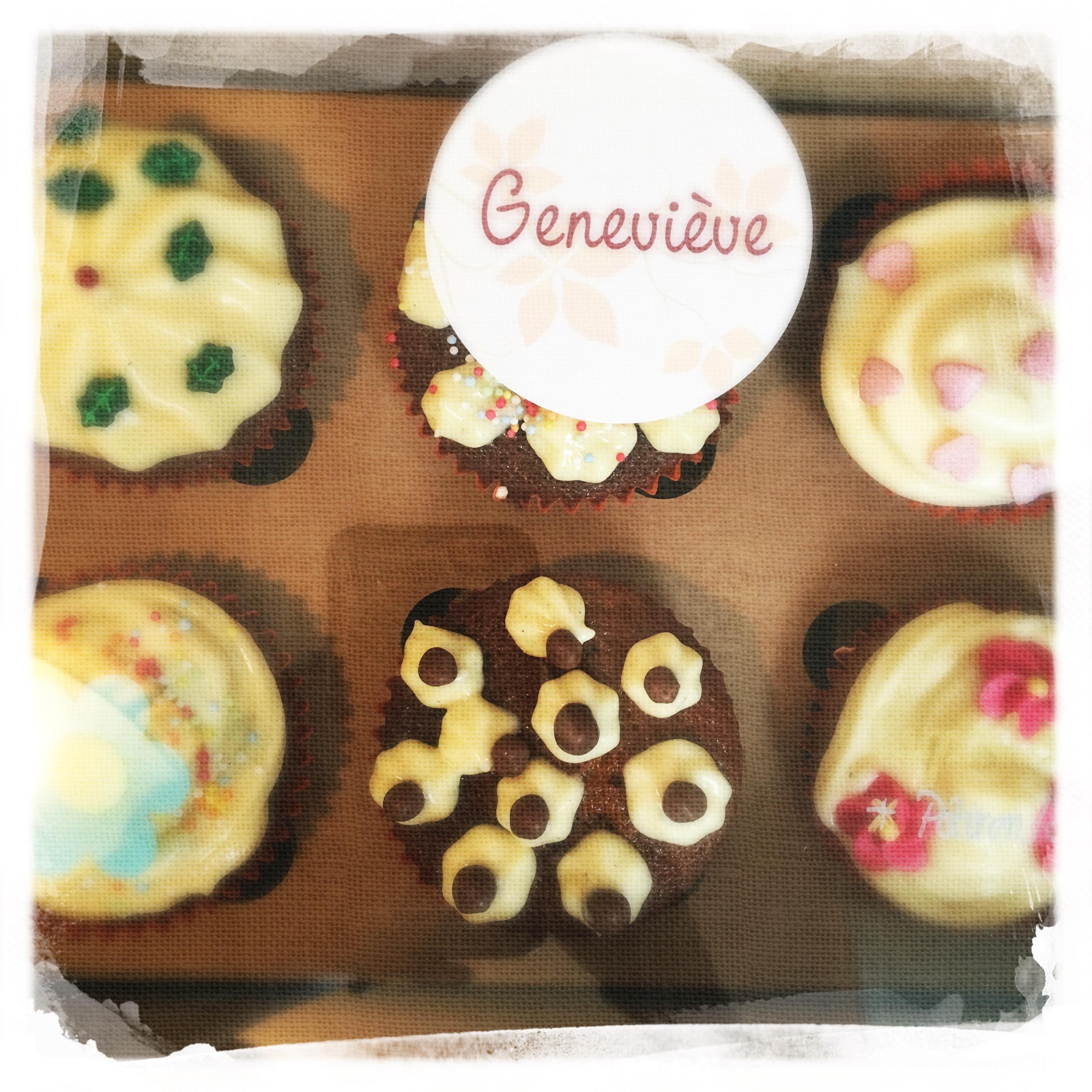 Cours Cupcakes Potiron/... XIV