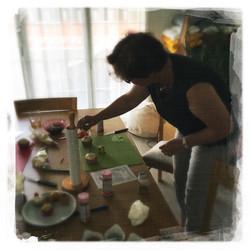 Cours Cupcakes Mojito VI