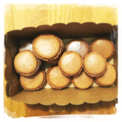Cours Macarons Chocolat 2 XXIV