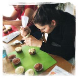 Cupcakes Potiron/Sirop... 2 XI