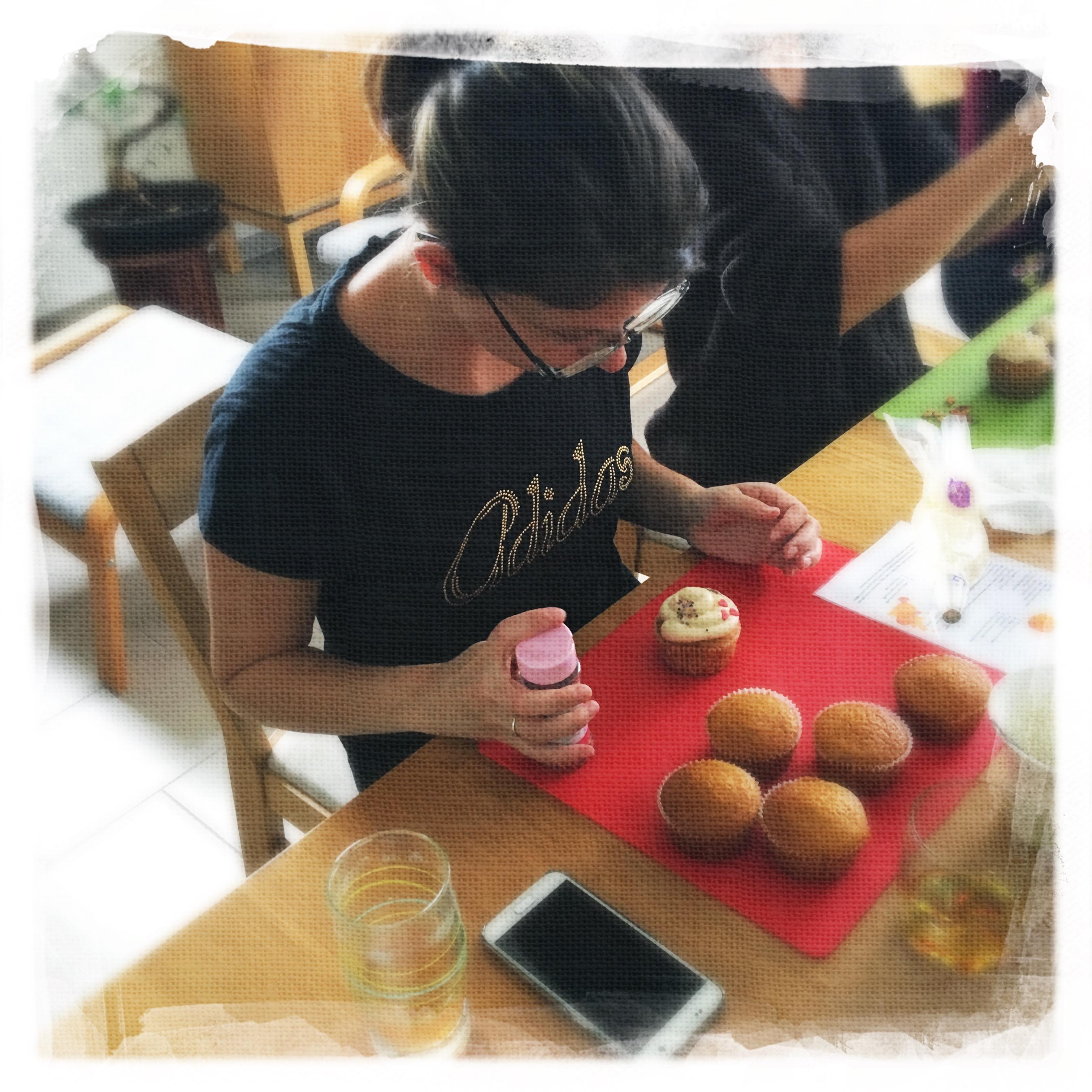 Cupcakes Potiron/Sirop... 2 XVIII