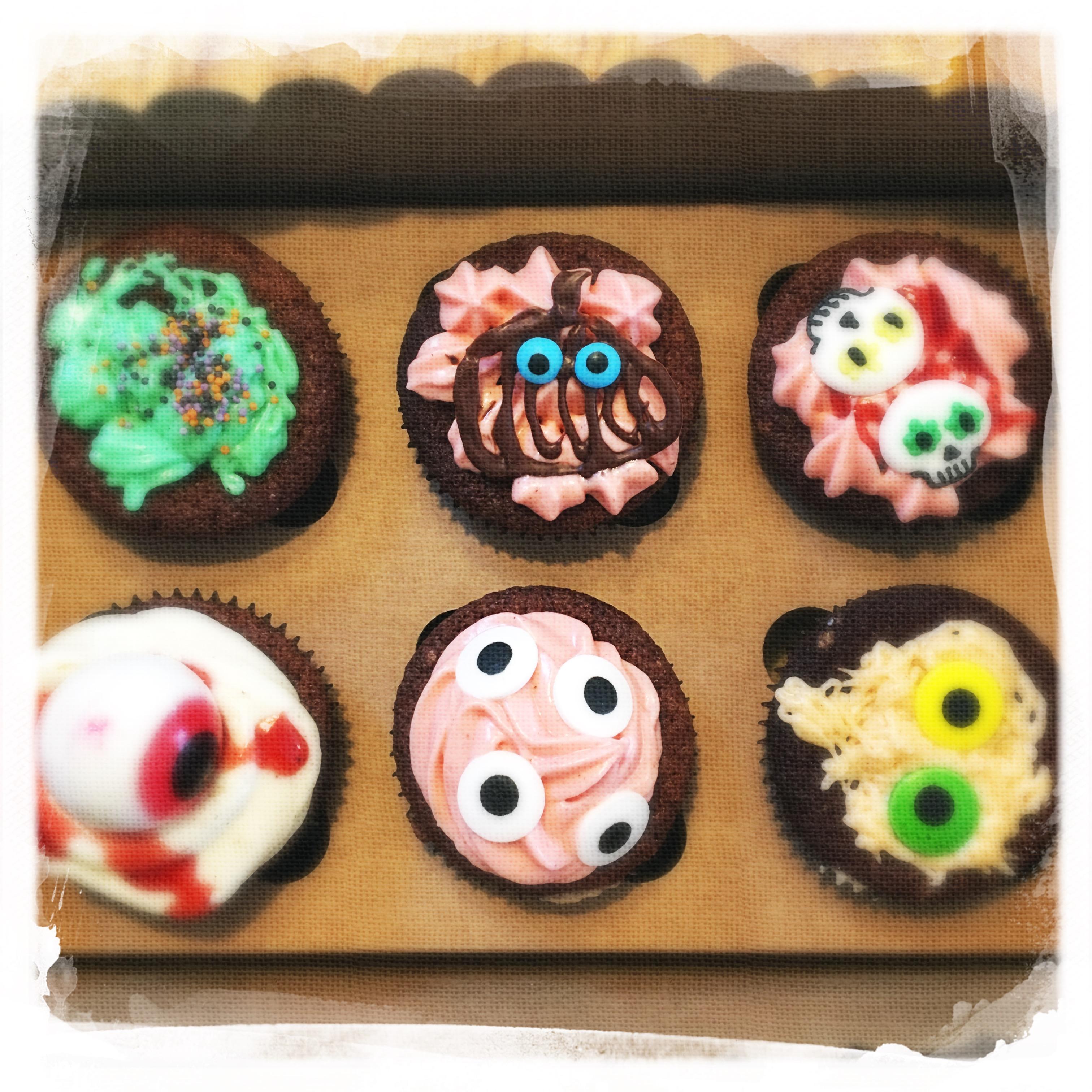 Cours Cupcakes de la Mort XVI