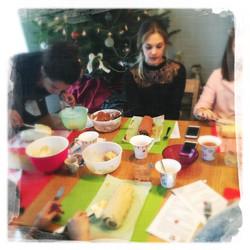 Cours Bûche de Noël 3 VIII