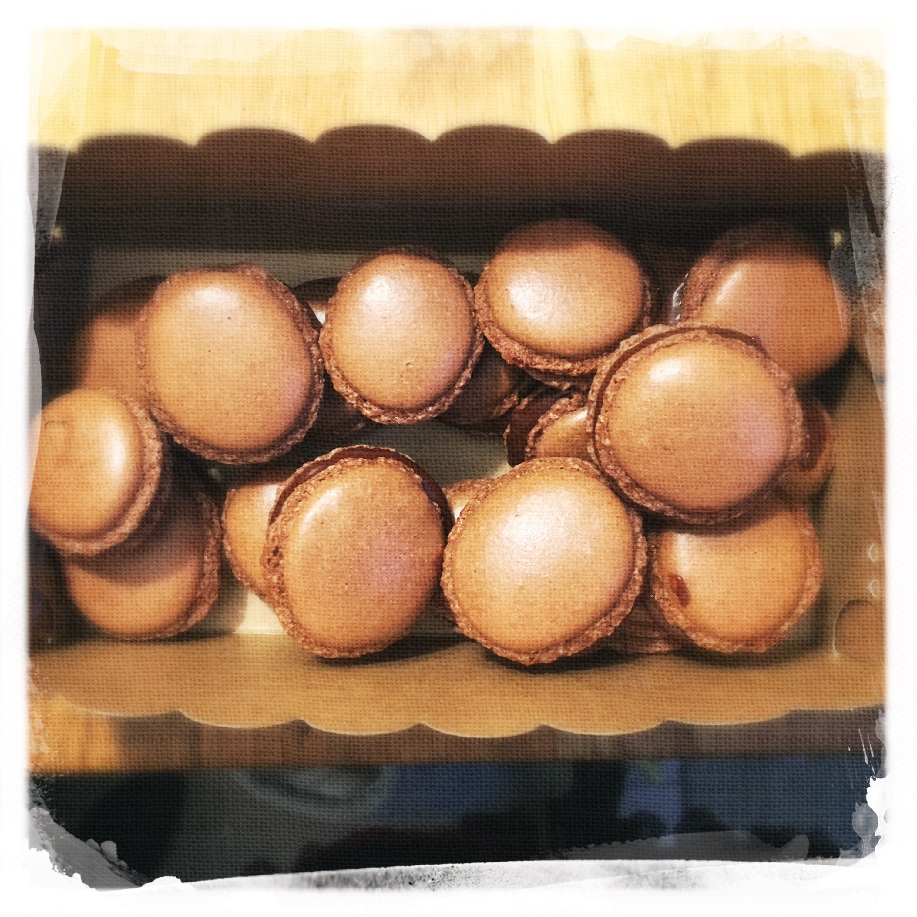 Cours Macarons Chocolat XIII