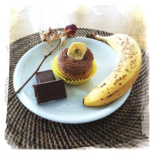 Banane/Chocolat Ovomaltine©