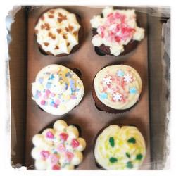 Cours Cupcakes Potiron/... XIX