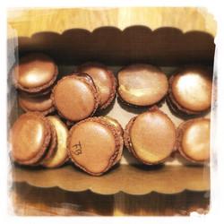 Cours Macarons Chocolat 2 XXX