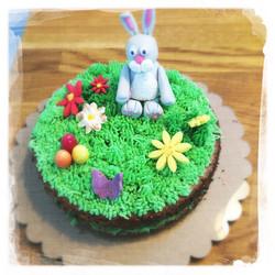 Cours Gâteau de Pâques VIII