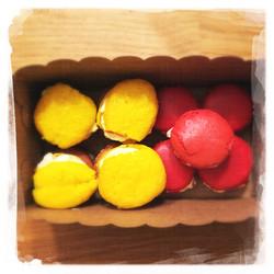Cours Macarons salés 43