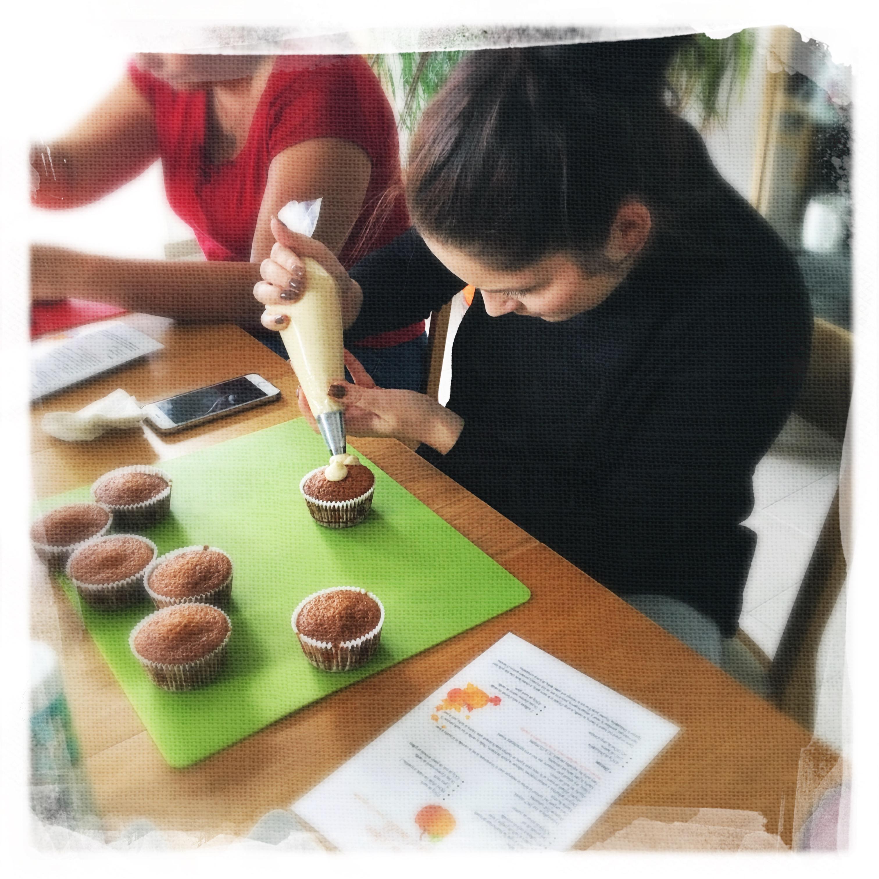 Cupcakes Potiron/Sirop... 2 X