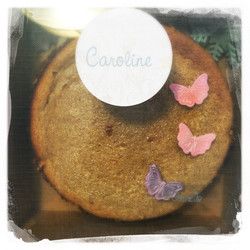 Cour privé Cheesecake Cannelle X