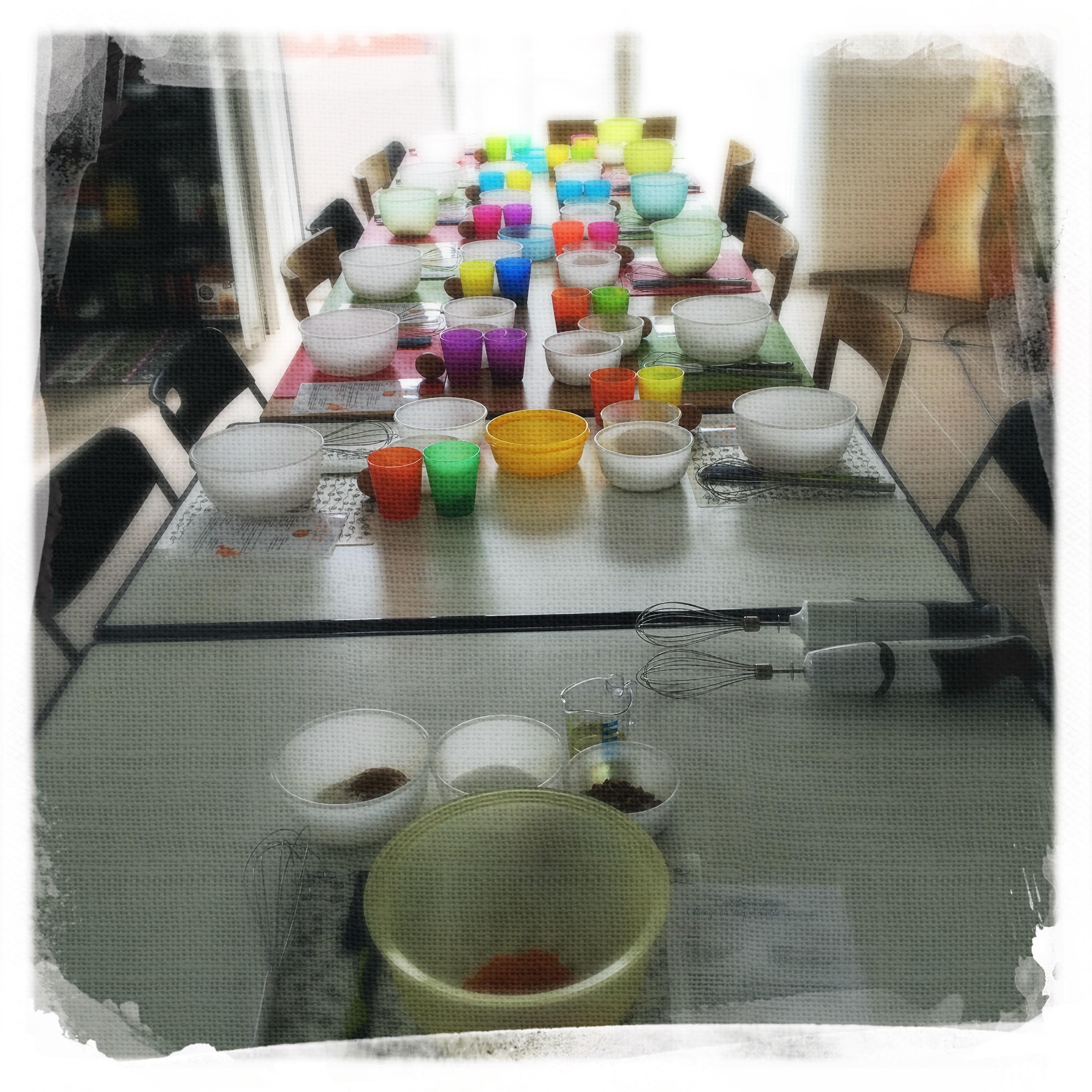 Cours Cupcakes Potiron/... I