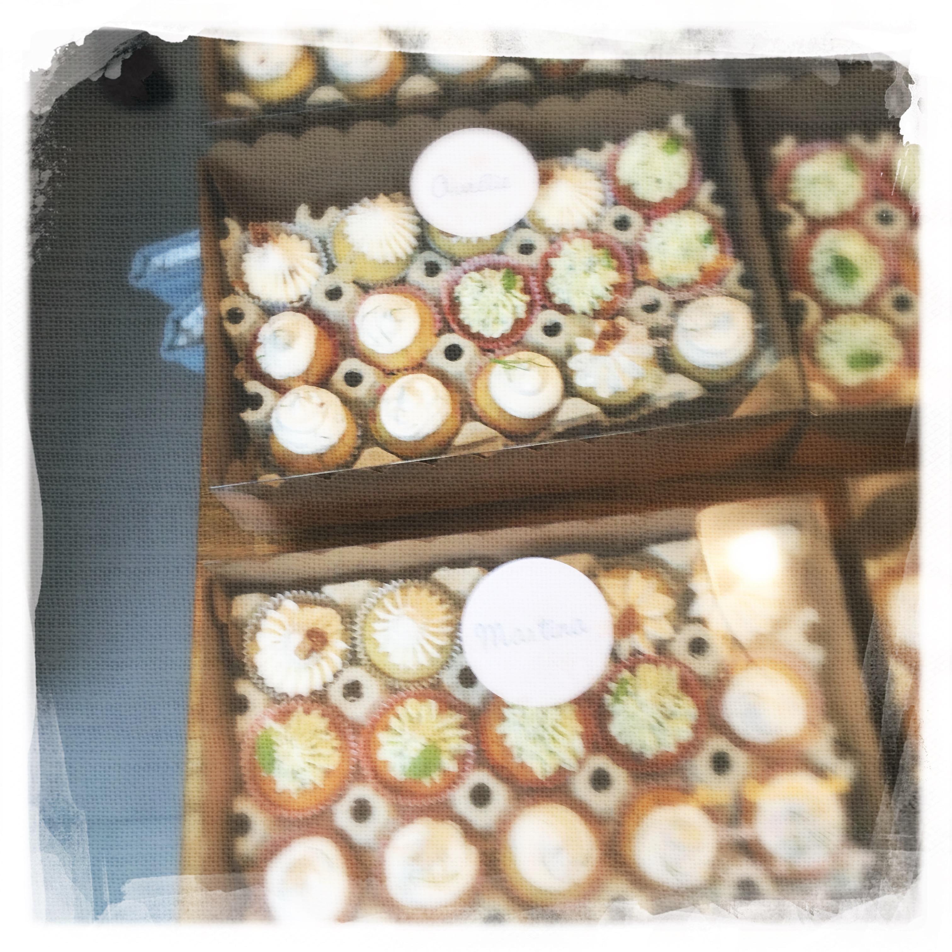Cours Cupcakes salés '16 XV