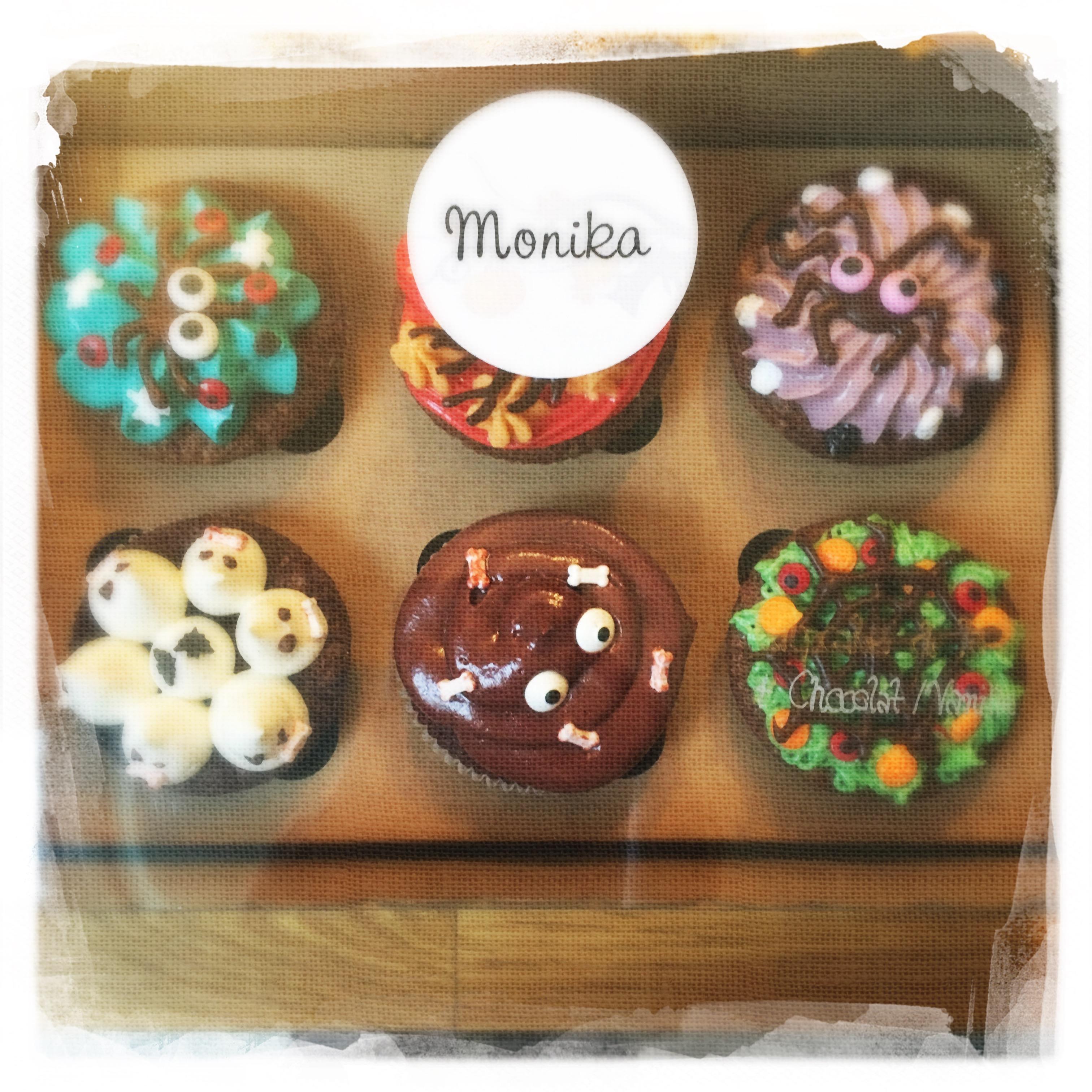 Cupcakes de la Mort XXXIII