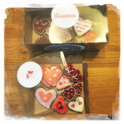 Cours Biscuits d'amour XXIV