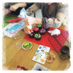 Cours privé Cupcakes Monstres IV