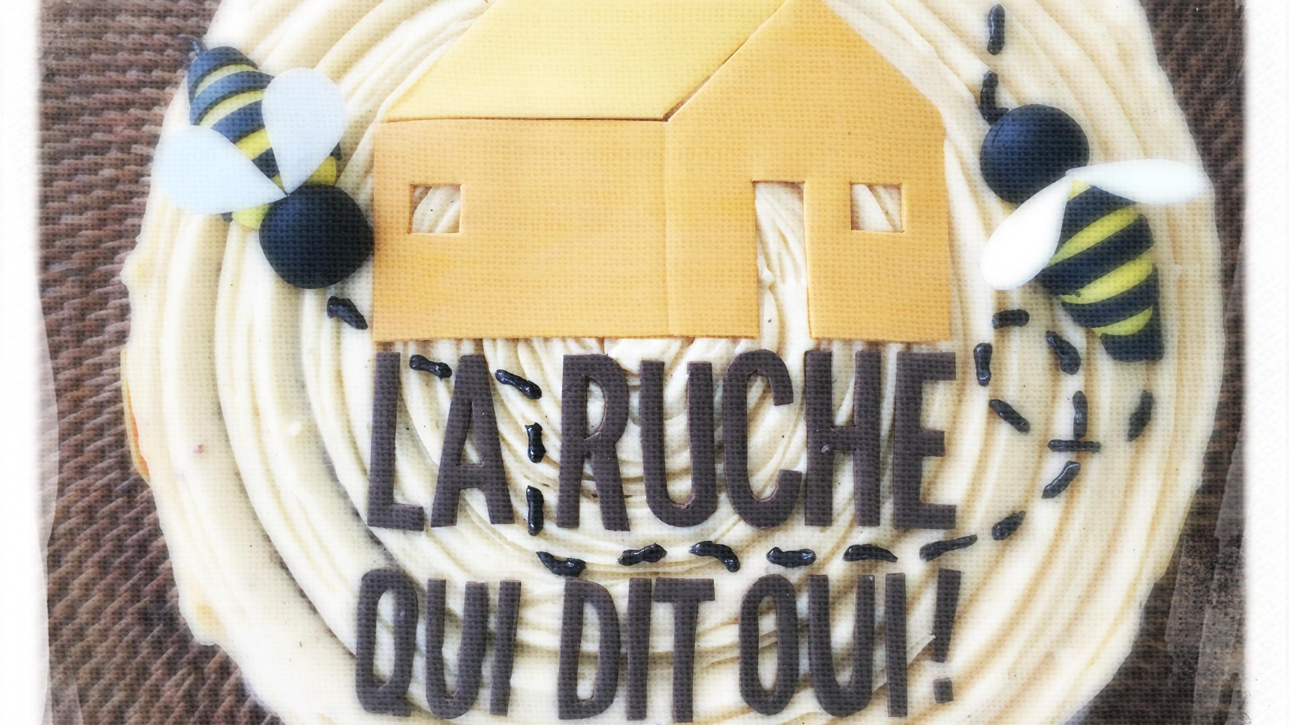 Gâteau La Ruche I
