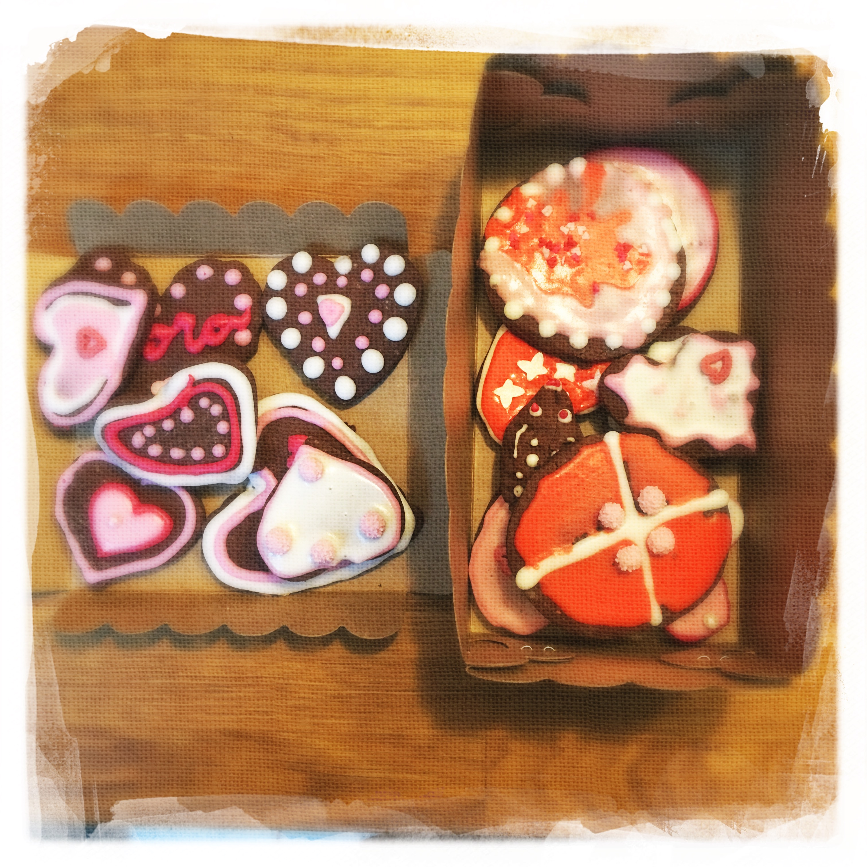 Cours Biscuits d'amour XXVII