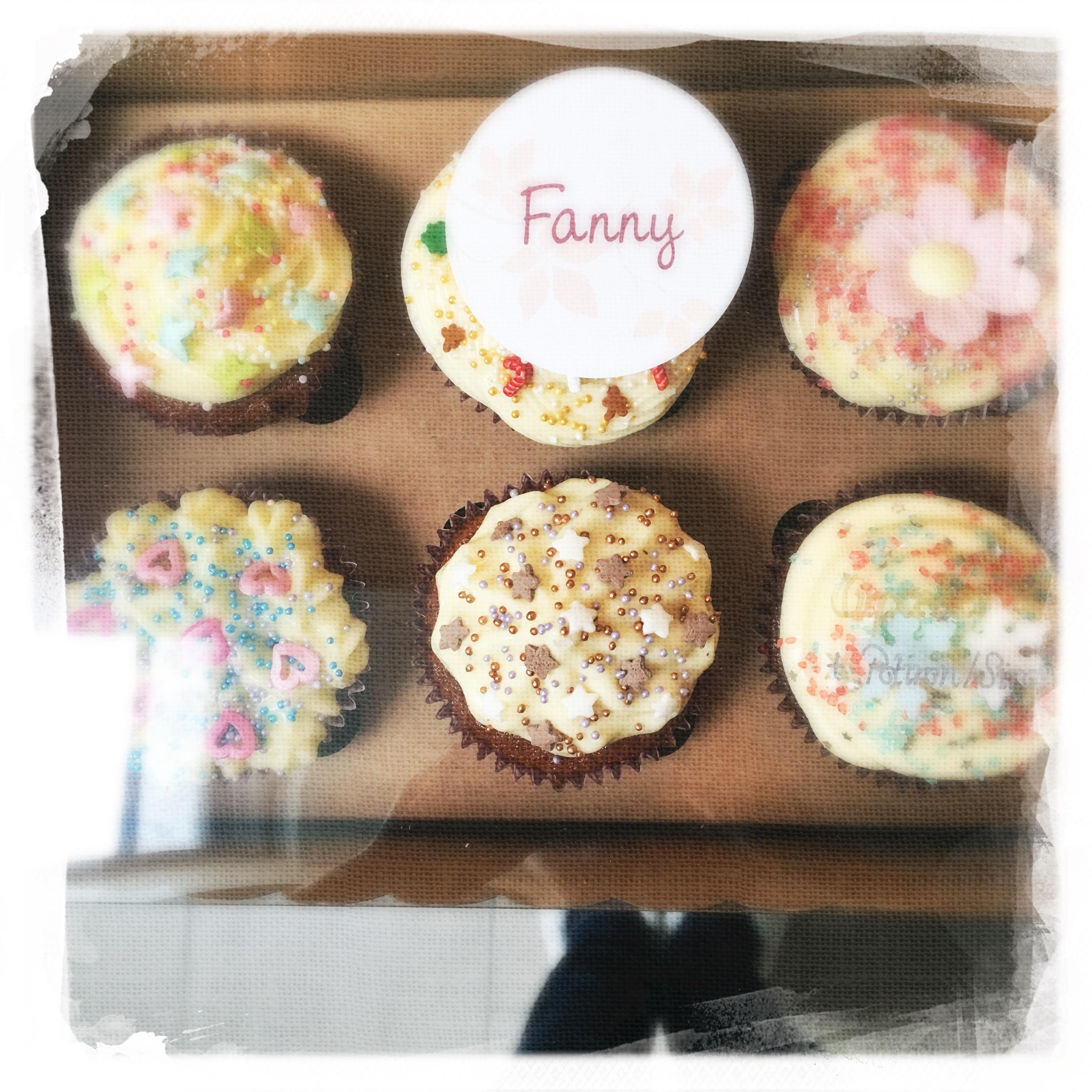 Cours Cupcakes Potiron/... XXX