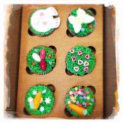 Cours Cupcakes de Pâques n°2 II
