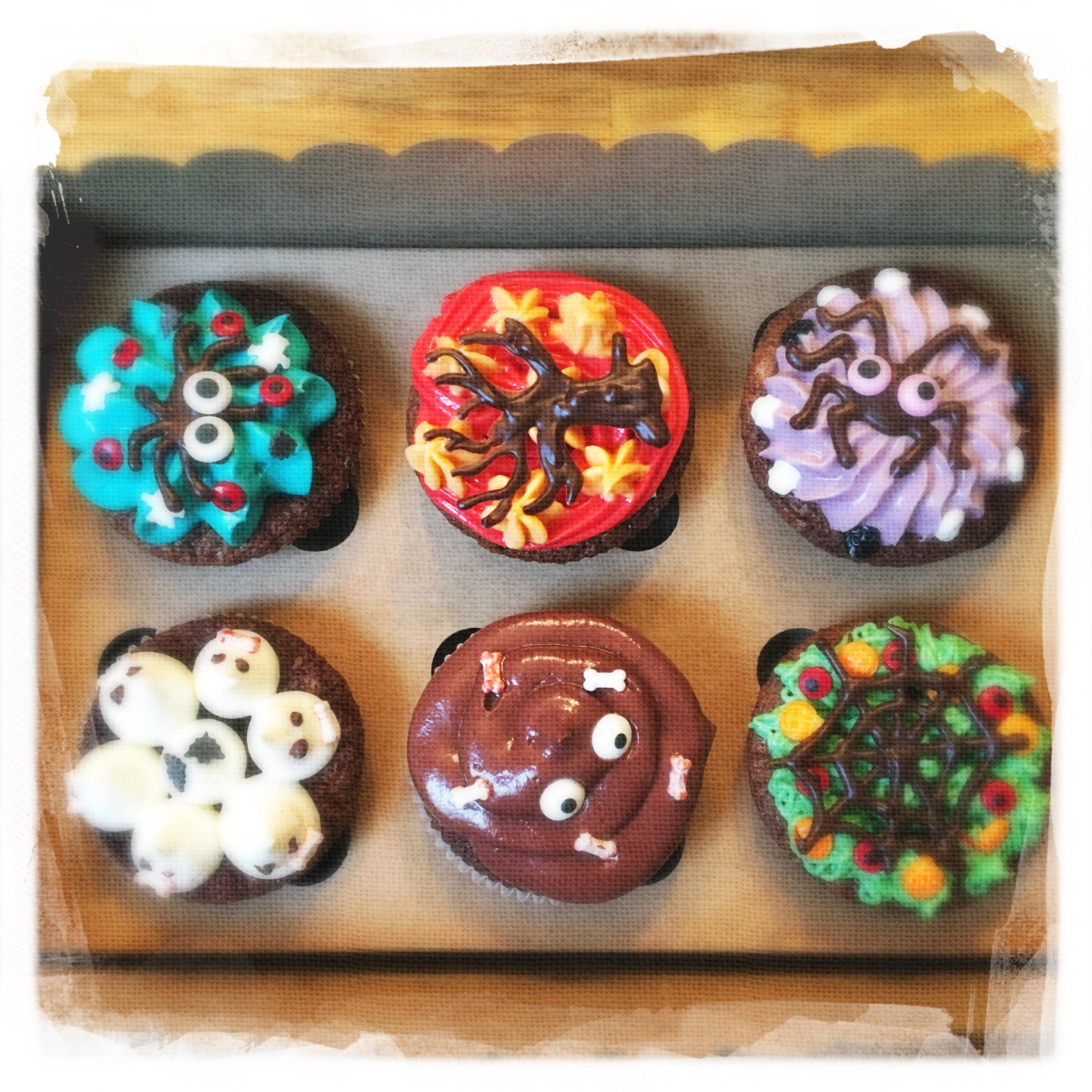 Cupcakes de la Mort XXXII